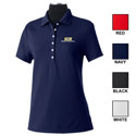 LADIES OTTOMAN PERFORMANCE POLO SHIRT